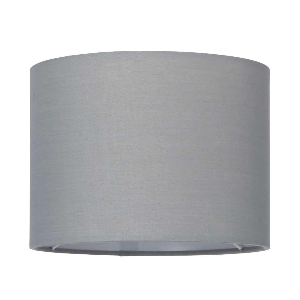 Grey Cylinder Shade